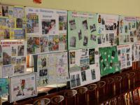 """Выставка газет """"Безопасность детей в наших руках"""""""