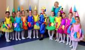Новый детский сад в Феодосии