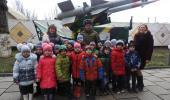 Дошкольники «Детского сада № 23 «Улыбка»  - гости воинской части