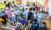 Ученики музыкальной школы в гостях у дошколят